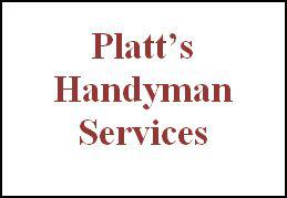 platts handyman services genevieves custom web designs
